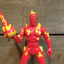 MARVEL SUPER HEROES Human Torch/マーベルスーパーヒーローズ ヒューマントーチ フィギュア/170201-9