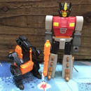TRANSFORMERS G1 Action Masters Snarl/トランスフォーマー G1 アクションマスター スナール/170313-6