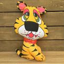 Tiger Cloth Doll/虎 クロスドール/170619-4