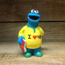 SESAME STREET Cookie Monster PVC Figure/セサミストリート クッキーモンスター PVCフィギュア/181220-7