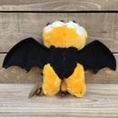 GARFIELD Mini Bat Plush Doll/ガーフィールド ミニコウモリ ぬいぐるみ/170523-15