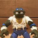 TURTLES Leo as the Wolfman Figure/タートルズ ウルフマン・レオナルド フィギュア/180222-10