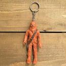 STAR WARS Chewbacca Key Chain/スターウォーズ チューバッカ キーホルダー/170624-7
