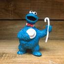 SESAME STREET Cookie Monster PVC Figure/セサミストリート クッキーモンスター PVCフィギュア/181220-6