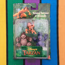 TARZAN Young Tarzan & Friends/ターザン ヤングターザン&フレンズ フィギュア/161029-6