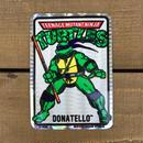 TURTLES Card Sticker/タートルズ ステッカー/170618-17