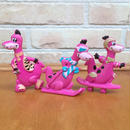 THE FLINTSTONES Dino Figure/フリントストーンズ ディノ フィギュア(ばら売り)/170926-7