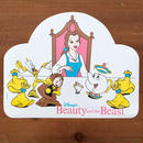 Beauty and the Beast Placemats/美女と野獣 プレイスマット/180712-14