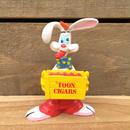 ROGER RABBIT Roger Rabbit PVC Figure/ロジャー・ラビット PVCフィギュア/170427-5