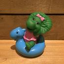 BARNEY Baby Bop Bathtub Toy/バーニー ベイビー・ボップ バスタブトイ/180110-8