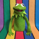 THE MUPPETS Kermit Hand Puppet/ザ・マペッツ カーミット ハンドパペット/160901-14