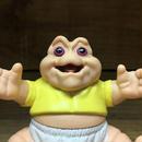 DINOSAURS Baby Sinclair Figure/恐竜家族 ベイビー・シンクレア フィギュア/181022-8