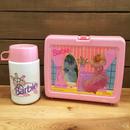 Barbie Plastic Lunch Box/バービー プラスチック ランチボックス/180226-3