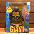 TURTLES Giant Size Michaelangelo Figure/タートルズ ジャイアントサイズ・ミケランジェロ フィギュア/180302-2