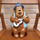 COUNTRY BEAR Big Al Ceramic Figure/カントリーベア ビッグ・アル セラミックフィギュア/170813-15