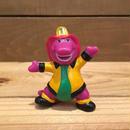 BARNEY Barney PVC Figure/バーニー PVCフィギュア/180810-7