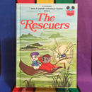 Disney Reading Book The Rescuers/ディズニー ビアンカの大冒険 絵本/160215-1