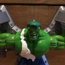 HULK Battle Damaged Hulk Figure/ハルク バトルダメージ・ハルク フィギュア/171123-8