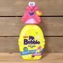 Mr. Bubble Bubble Bath Bottle/Mr.バブル バブルバスボトル/170621-1
