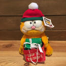 GARFIELD Christmas Garfield Plush Doll/ガーフィールド クリスマス・ガーフィールド ぬいぐるみ/181209-6
