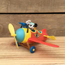 Disney Mickey Mouse Air Plane/ディズニー ミッキーマウス エアープレーン/170515-2