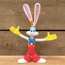 ROGER RABBIT Roger Rabbit Bendable Figure/ロジャー・ラビット ベンダブルフィギュア/170427-1