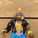 TURTLES Punker Don /タートルズ パンカー ドナテロ フィギュア/170426-3