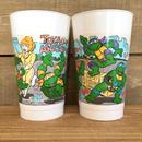 TURTLES Burger King Turtles Novelty Cup/タートルズ バーガーキング タートルズ ノベルティカップ/170118-10