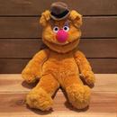 THE MUPPETS Fozzie Bear Plush Doll/ザ・マペッツ フォジー・ベア ぬいぐるみ/180618-8