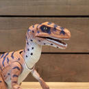 "JP LOST WORLD Velociraptor ""Snap Jaw"" Figure/ジュラシックパーク・ロストワールド ヴェロキラプトル ""スナップジョウ"" フィギュア/181103-14"