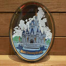 Disney WDW Magic Kingdom Plate/ディズニー WDW マジックキングダム プレート/190209-6