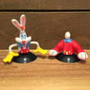 Who Framed ROGER RABBIT Roger Rabbit Portable Holes Figure/ロジャーラビット ポータブルホールフィギュア/190201-6
