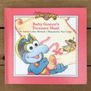 THE MUPPETS Baby Gonzo's Treasure Hunt/ ザ・マペッツ ベイビー・ゴンゾ 絵本/170524-8