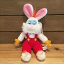 Bootleg Roger Rabbit Plush Doll/ブートレグ ロジャー・ラビット ぬいぐるみ/180515-4