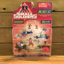 SMALL SOLDIERS Die Cast Set Figure/スモールソルジャーズ ダイキャストフィギュアセット/181221-9