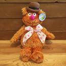 THE MUPPETS Fozzie Bear Plush Doll/ザ・マペッツ フォジー・ベア ぬいぐるみ/180215-1