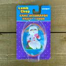 Lamb Chop PVC Figure/ラムチョップ PVCフィギュア/161128-11