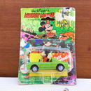 Disney Mikey Mouse Die Cast Car/ディズニー ミッキーマウス ダイキャストカー/180114-8