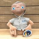 E.T. E.T. Rubber Face Plush/E.T. ラバーフェイスぬいぐるみ/170421-7
