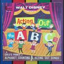 Disney Acting Out the A B C's Record / ディズニー アクティングアウトザABC's レコード/160722-5