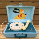 Disney Pluto Record Player/ディズニー プルート レコードプレイヤー/170405-2