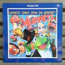 Favorite Songs From Jim Henson's Muppets Vol.2 Record/フェイバリットソング・フロム・ジムヘンソン マペッツ Vol.2 レコード/180607-5