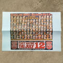 Ringling Bros. and Barnum & Bailey Circus Poster/バーナムのサーカス ポスター/180720-7