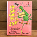 Dr.Seuss Picture Book/Dr.スース 絵本/190112-6