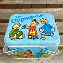Alvin and The Chipmunks Tin Box/アルビンとチップマンクス 缶ボックス/180607-1