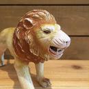 Lion Rubber Toy/ライオン ラバートイ/180123-1