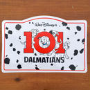 One Hundred and One Dalmatians  Placemats/101匹わんちゃん プレイスマット/180712-10