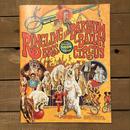 Ringling Bros. and Barnum & Bailey Circus Program 106th/バーナムのサーカス プログラム 106回目版/180720-13