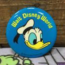 Disney Disneyland Donald Duck Button/ディズニー ディズニーランド ドナルド・ダック 缶バッジ/170305-3