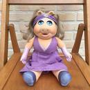 THE MUPPETS Dress-Up Muppet Doll Miss Piggy/マペッツ ドレスアップマペッツ ミス・ピギー/20170826-4
